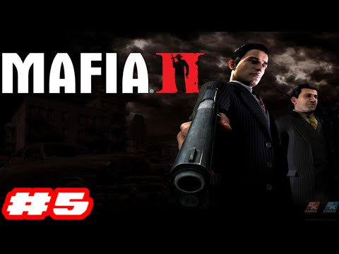 Mafia 2 PlayStation 3 Gameplay - Chapter 5