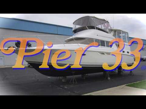 Silverton 422 Motoryacht video