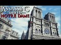 Assassin's Creed Notre Dame - Besichtigung & Vergleich Im KOSTENLOSEN AC Unity