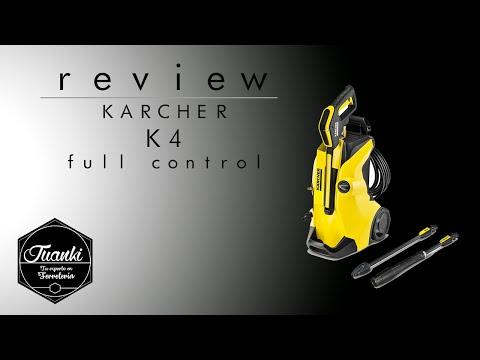 Limpiadoras a presión o hidrolimpiadoras / karcher K4 full control y accesorios