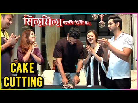 Abhinav Shukla Cake Cutting For His Marriage With