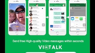Viotalk instant Cloud Video messaging