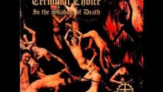Aggression [German boy] - Terminal choice