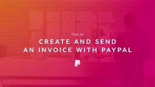 PayPal Invoicing video
