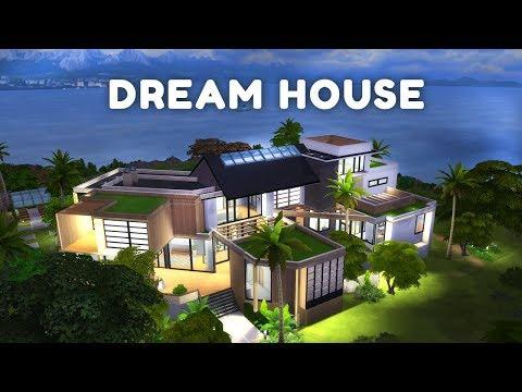 MY DREAMHOUSE !!!  | The Sims 4 House Building w/ Sisligracy