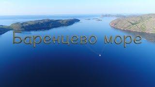 Баренцево море 2017. Краб, пикша,треска.(4к)