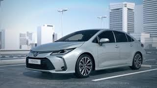 2020 Toyota Corolla Altis sedan makes global debut