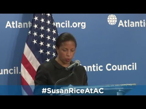 Sample video for Susan Rice