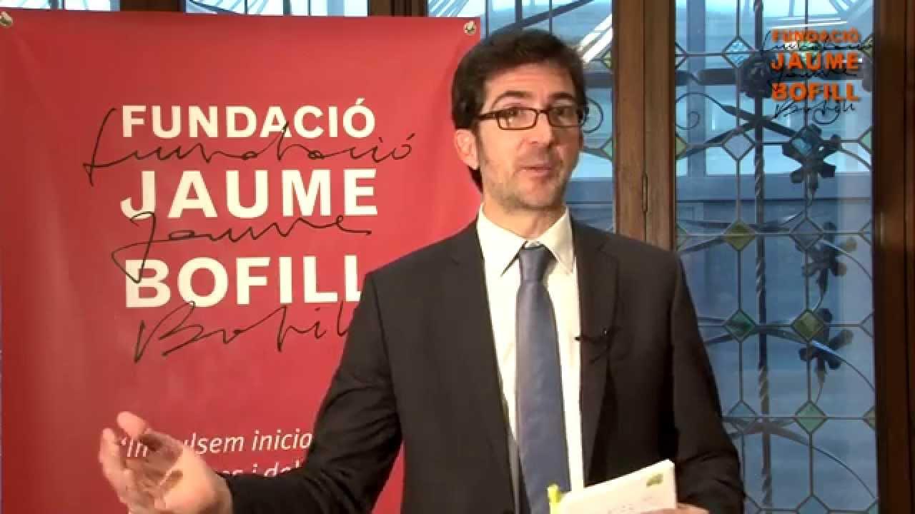 """Àlex Fabra """"Quin model d'FP dual necessita Catalunya?"""""""
