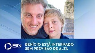 Filho De Luciano Huck E Angélica Segue Internado Após Acidente