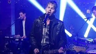 "[HD] Foster The People   ""Helena Beat"" 102711 David Letterman"