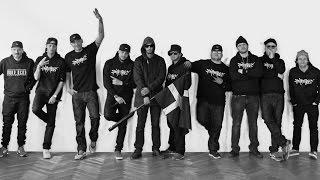 Wafande/Kaka/Amro/J-Spliff/Mund De Carlo/Dean Thompson/Awada/LUXXX/RH - Drop Dead Crew Cypher 2015