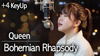 (+4 Key Up) Bohemian Rhapsody -  Queen Cover | Bubble Dia