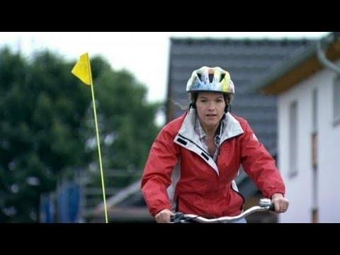 Geräumiger Fahrrad-Anhänger - Ladykracher