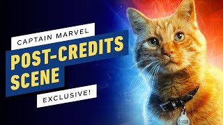 Captain Marvel: Exclusive Post-Credits Scene