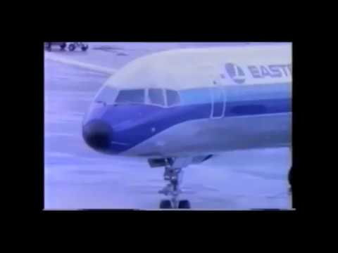 1990 Eastern Airlines Commercial