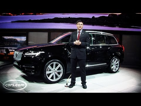 2016 Volvo XC90 - First Look
