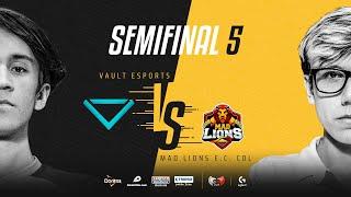 Vault Esports VS MAD Lions E.C. Colombia | Semifinales | Golden League Clausura - Playoffs | Mapa 5