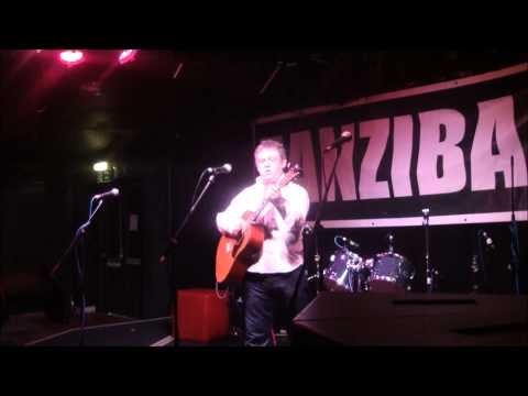 BILLY KELLY playin THAT WAS THEN, THIS IS NOW live@the Zanzibar Liverpool