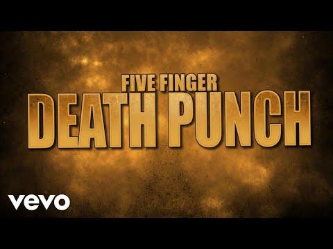 Five Finger Death Punch – Gone Away (Lyric Video)