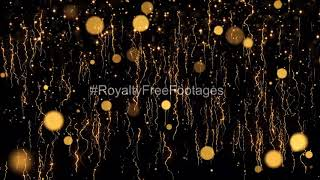 #Christmas background clips, golden background loop, celebration background, motion background video
