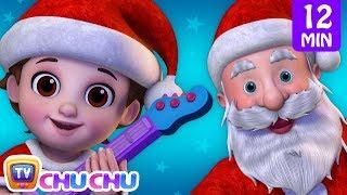 Jingle Bells Song + More ChuChu TV Christmas Songs & Nursery Rhymes for Kids