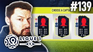 LIGUE 1 DRAFT! - FIFA 18 Ultimate Team Draft #139