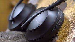 Bose NC Headphones 700 Test - Vergleich zu QC35II