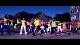 Stromae PAPAOUTAI - FLUO PARTY EnKdance/Yannick -  ZUMBA Clip