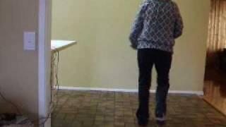 Dolly's Heartbreak Express (dance and walk through ) Upper Beginner level