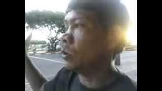 preview picture of video 'Entrevista com morador de rua em Boa Vista-RR'