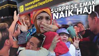 Video SURPRISE!! Patungan Berangkatin Ortu Naik Haji **Mereka Nangis Terharu** | Gen Halilintar MP3, 3GP, MP4, WEBM, AVI, FLV September 2019