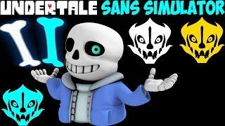 Undertale - Sans Simulator | Новый Bad Time Санса