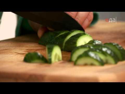 Пестрый флорентийский салат
