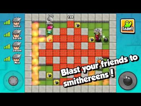 Vídeo do Bomber Friends