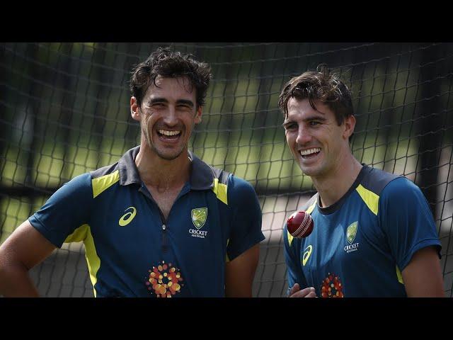 Cummins' Aussies embrace their sensitive sides | Direct Hit