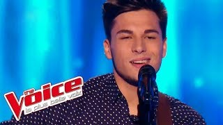 Vianney – Pas là | Hadrien Collin | The Voice France 2016 | Blind Audition