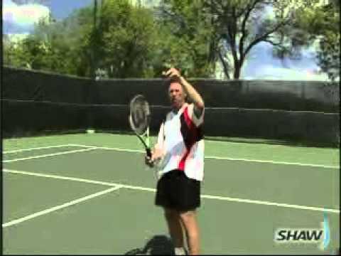 Shaw Tennis Tips: Overhand Smash
