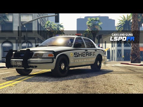 LSPDFR 0.4 Installing Cars, Guns, and Trainers