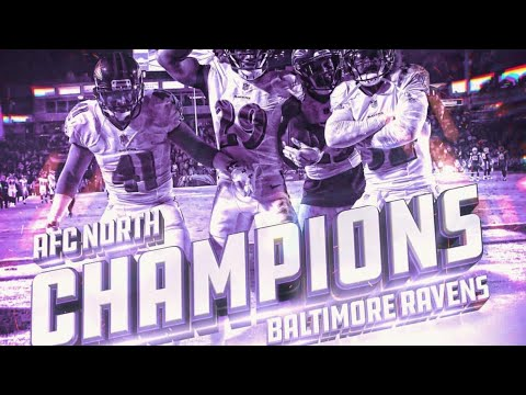 Ravens 2018 Highlight Video