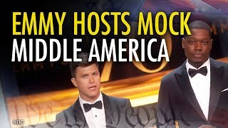 God jokes on the Emmys: One fine, but the other... | Amanda Head