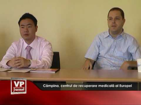Câmpina, centrul de recuperare medicală al Europei