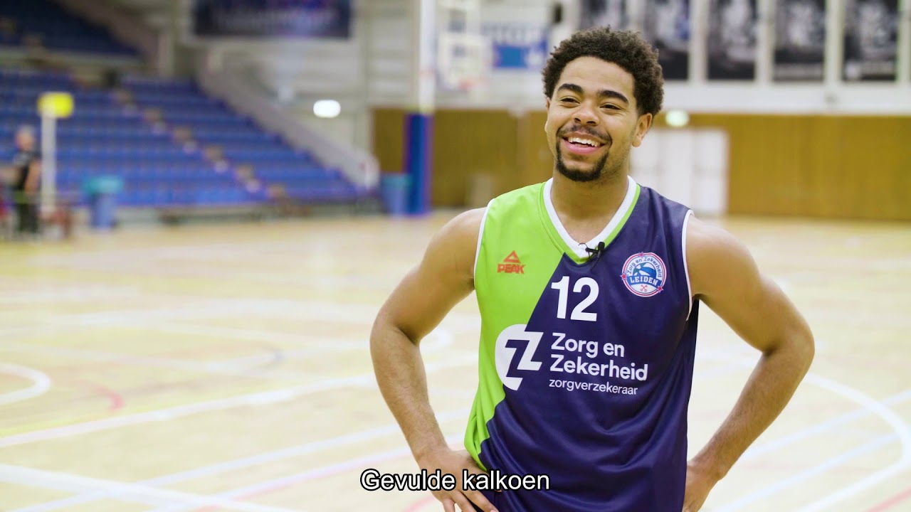 Interview Carrington Love - ZZLeiden