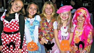 GIRL SCOUT HALLOWEEN PARTY