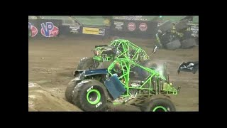 Monster Jam World Finals XVIII Freestyle EncoreGrave Digger 35th Anniversary