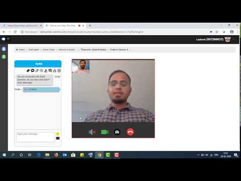 Live Chat With WhatsApp Integration