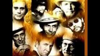 Honky Tonk Heroes by Waylon Jennings