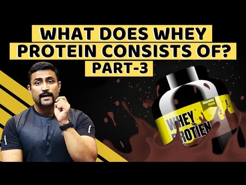 WHY IS WHEY THE BEST PROTEIN AMONG ALL?