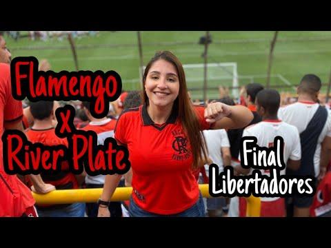 """""""Flamengo 2x1 River Plate (Monumental U) FINAL LIBERTADORES"""" Barra: Nação 12 • Club: Flamengo"""