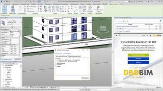 DBD-BIM Autodesk Revit® Plug-in - Prüfen